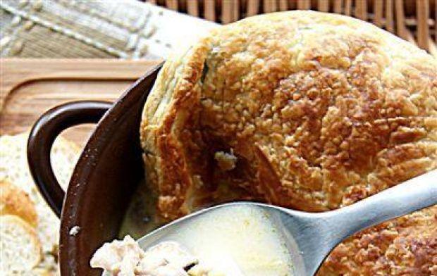 Kremowa zupa na rauszu z frutti di mare