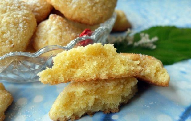 Kruche ciasteczka z majonezem (na słodko)