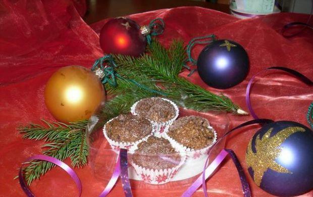 Kuleczki cynamonowo - czekoladowe