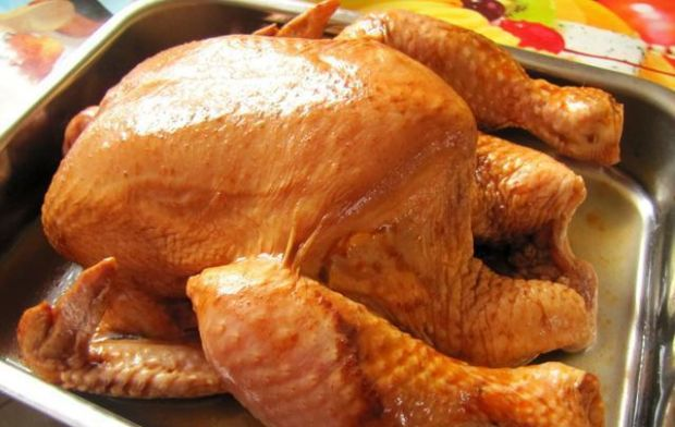 Kurczak w brązach