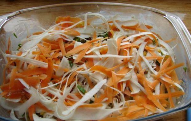 Lasagne ryżowa