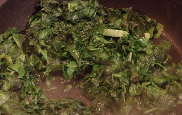 Lumaconi ze szpinakiem zapiekane pod beszamelem