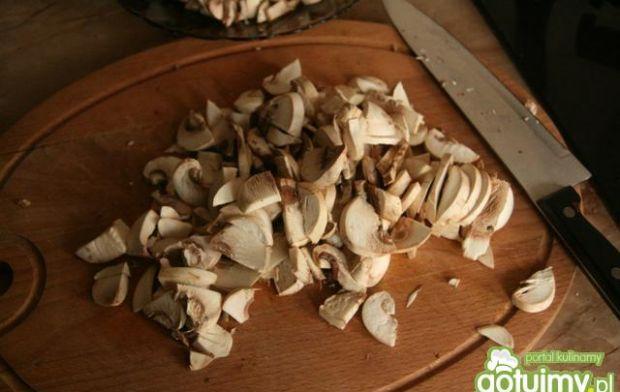 Makaron funghi