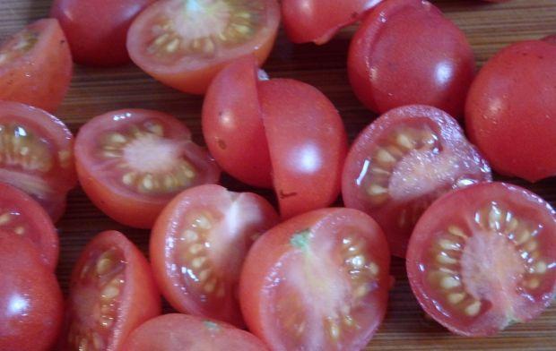 Makaron z kurczkiem i suszonymi pomidorami