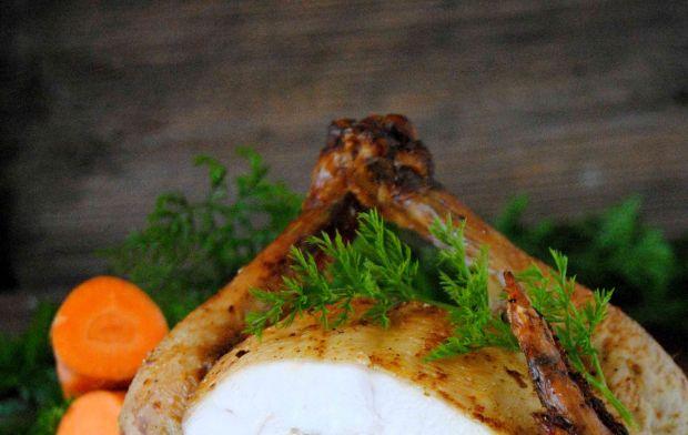 Marchewkowy kurczak