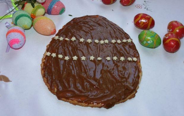 Mazurek Wielkanocny -jajo