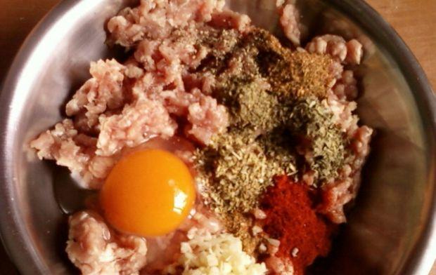 Mięsne kuleczki w sosie grzybowym