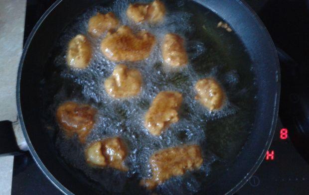 Mini corn dogi z sosem majonezowym