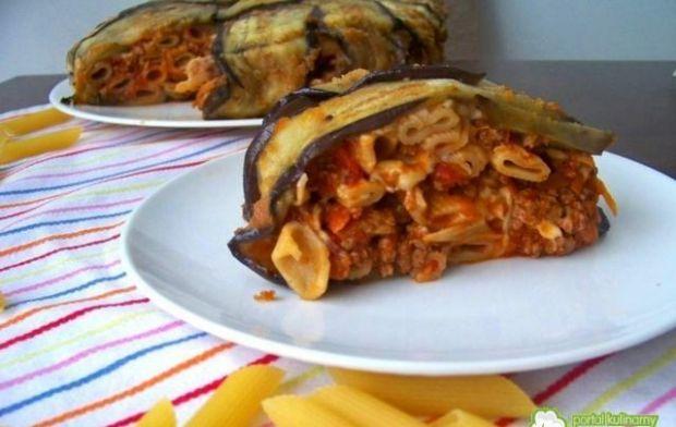 Pasta Ncasciata - sycylijska zapiekanka