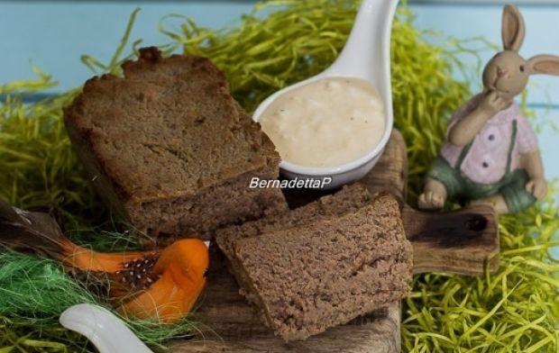 Pasztet drobiowo- wieprzowy z warzywami