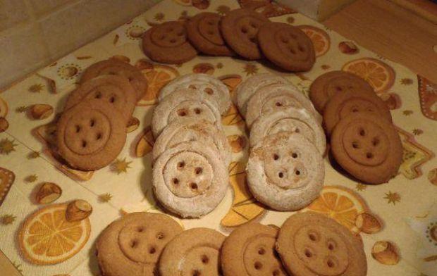Pierniczki - guziczki