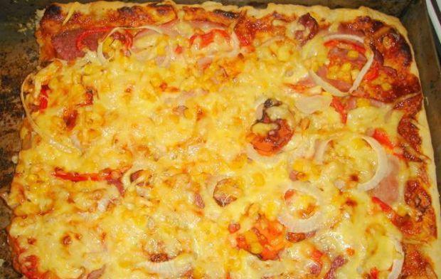 Pizza wg włoskiej receptury