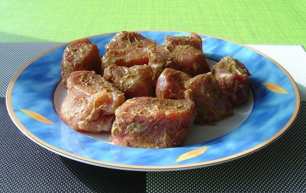 Polędwica wieprzowa w sosie curry