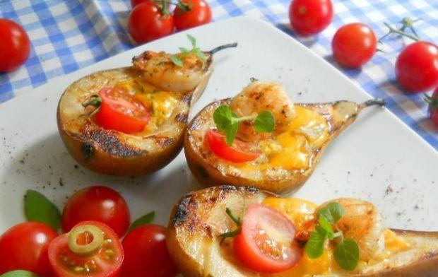 Pomysły na grillowane owoce
