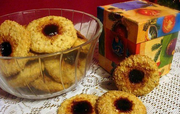 Pyszne owsiane ciasteczka