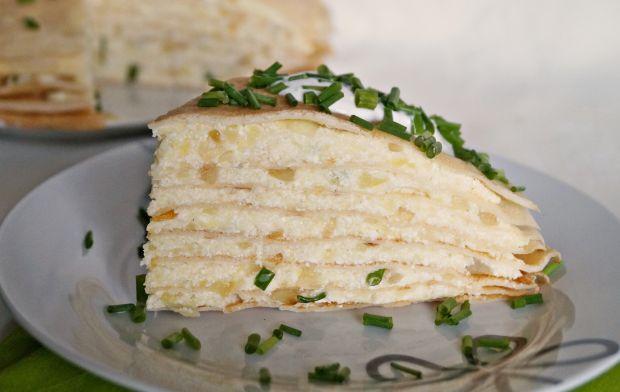Ruski tort naleśnikowy