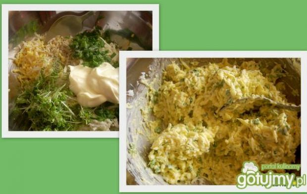 Schab faszerowany jajkiem