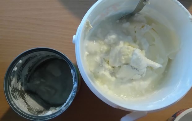Sernik dyniowo-kokosowy