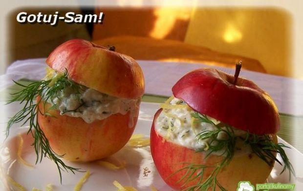 Śledź w jabłuszku