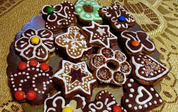 Słodki słoiczek z pierniczkami