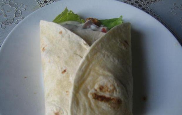 szybka tortilla