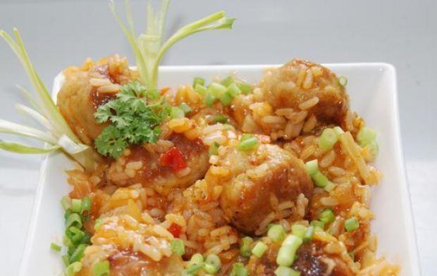 ,,Tajska paella  ,,: