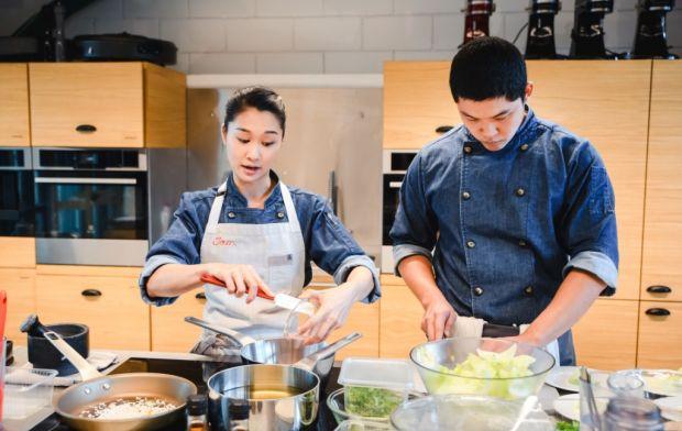pokaz kulinarny