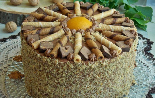 Tort Kora Orzechowa