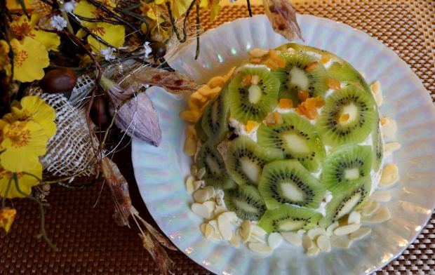 Wielkanocna pascha z kiwi - ratunkowa
