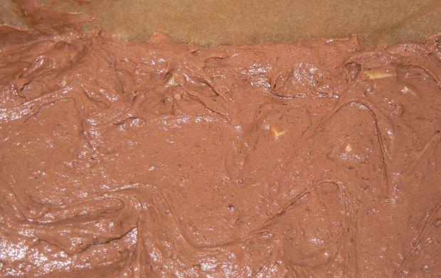Wilgotna babka czekoladowa z nutą piernika
