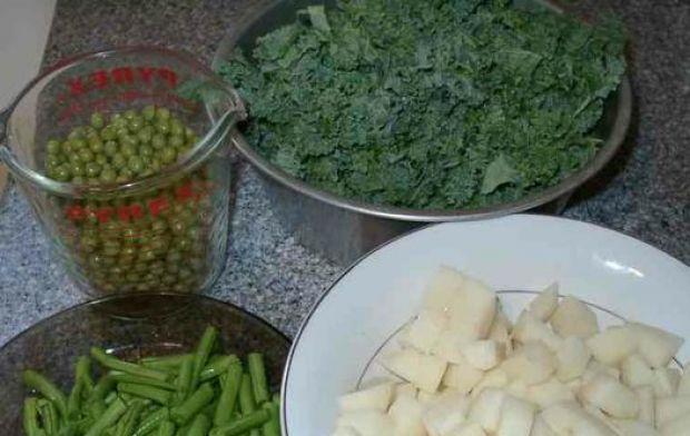 Zielona Zupa (Caldo Verde)