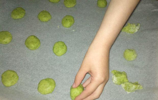 Zielone groszki