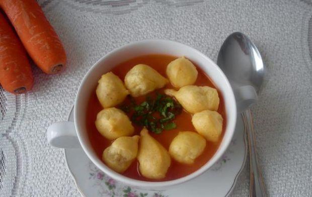 Zupa - krem z marchewki