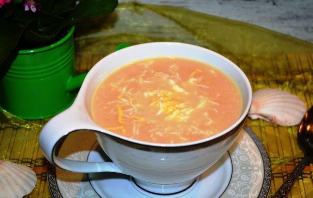 Zupa krem z rzodkiewek