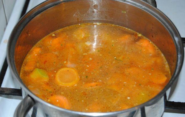 Zupa marchwiowa na rozgrzanie