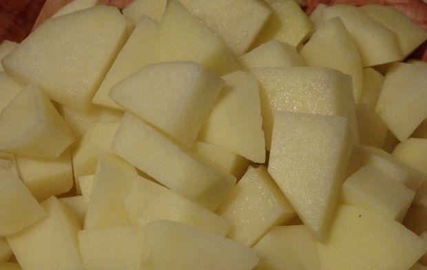 Zupa serowo-czosnkowa